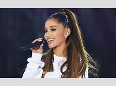 Get the look Ariana Grande's edgy ponytail with hair rings