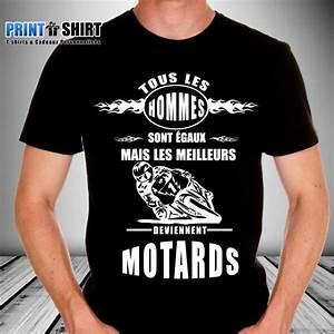 Cadeau Pour Un Motard : tee shirt motard achat vente tee shirt motard pas cher cdiscount ~ Melissatoandfro.com Idées de Décoration
