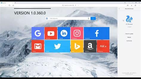 look uwp uc browser app for windows 10