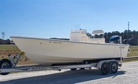 Jones Brothers Boats by Why I Bought A Jones Brothers Cape Fisherman 23 226 W Pics