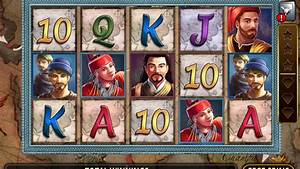 MARCO POLO Video Slot Casino Game with a FREE SPIN BONUS ...