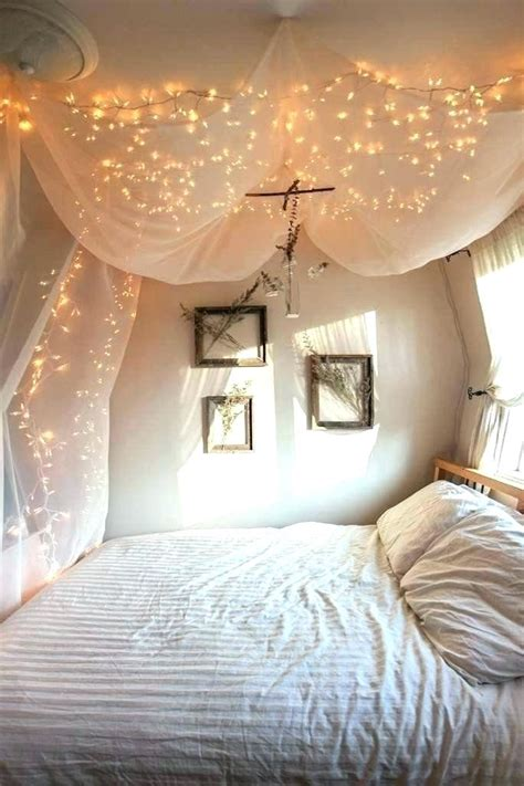 aesthetic bedroom lights hanging  cool fairy tumblr