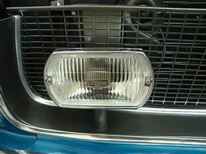 1968 Mustang Fog Lights Californiaspecial Com 1968 Gt Cs Identification