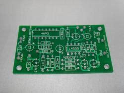 Pcb Only Wailing Alarm Siren Nightfire Electronics Llc