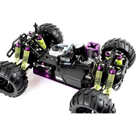 nitro monster truck rc 1 10 nitro rc monster truck grim reaper