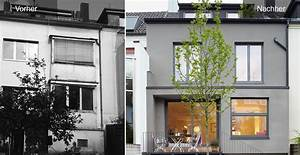 Kleine Häuser Modernisieren : modernisiertes reihenhaus sch ner wohnen ~ Michelbontemps.com Haus und Dekorationen