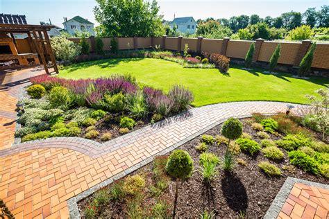 Large Backyard Landscaping by Beautiful Large Backyard Landscaping Crowley Landscape