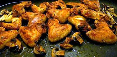 recette de cuisine a la plancha recette d 39 ailes de poulets cuit à la plancha