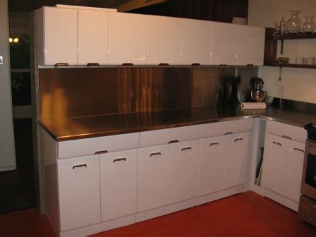 repainting metal kitchen cabinets garth and martha pro s soda blast and 4723