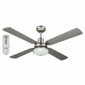 Ramo inch ceiling fan with light and remote control