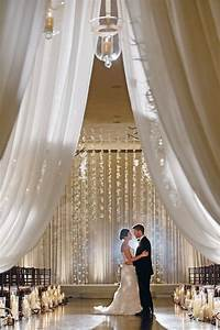 20 awesome indoor wedding ceremony decoration ideas With indoor wedding photos