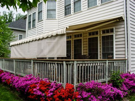 retractable awnings prices framingham ma groton ma holliston ma  awnings  sunspaces