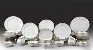 Service Vaisselle Porcelaine : service de table porcelaine italienne ~ Teatrodelosmanantiales.com Idées de Décoration
