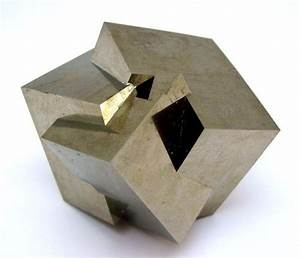 Amazing Pyrite cubes. | rocks | Pinterest