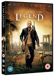 I Am Legend Dvd Will Smith Dash Mihok Alice Braga Salli Richardson Willow S For Sale Online