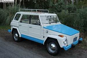 1974 Vw Thing V4 Manual For Sale In Los Angeles
