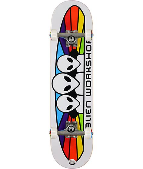 workshop spectrum skateboard deck workshop spectrum 7 75 quot complete skateboard at