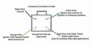 Unused Powered  U0026quot Acc U0026quot  Button