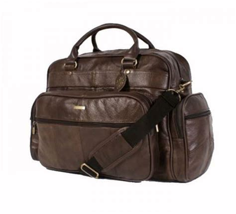 flight cabin bags mens womens leather holdall travel sports