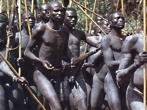 native ebony nude