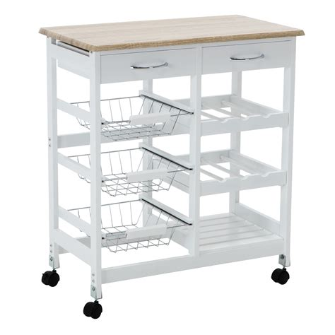 kitchen island storage table oak kitchen island cart trolley portable rolling storage