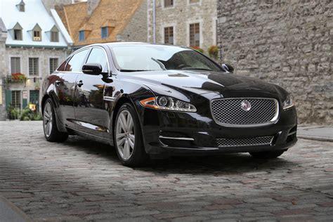 2015 Jaguar Xj Overview