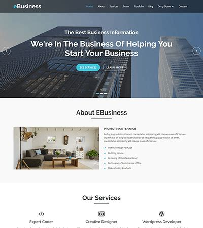 bootstrap themes  website templates bootstrapmade