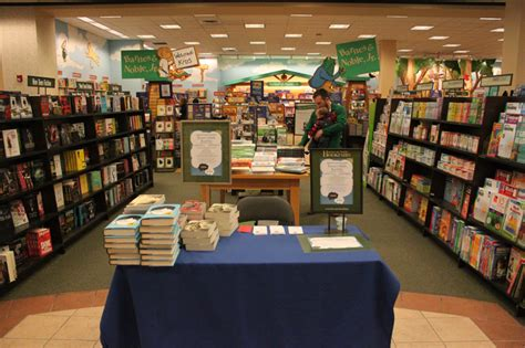 Barnes & Noble Hosts Fair For Lrc All