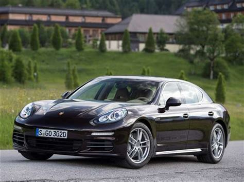 2014 Porsche Panamera Models, Trims, Information, And