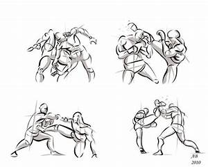 Folksonomy | Drawing Movement: Fighting And Fencing Poses ...