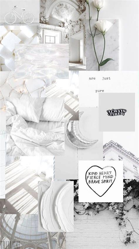 wallpaper white aesthetic wallpaper lockscreen