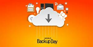 It U0026 39 S World Backup Day