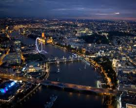 Thames River London England