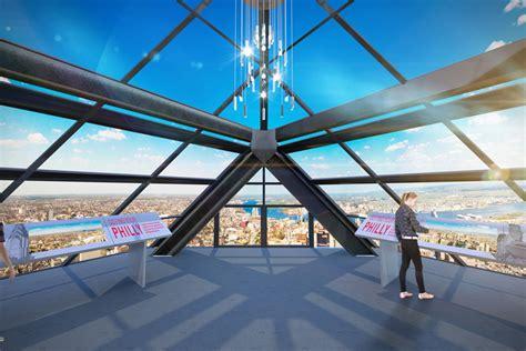 The Deck Nightclub Essington Pa by Top Five Sky High Vantage Points In Philadelphia Visit