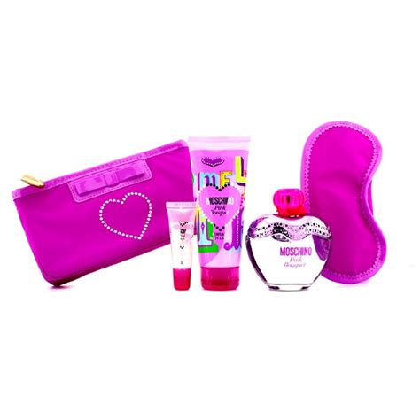 fresh mask 100ml 3 5oz moschino pink bouquet coffret edt spray 100ml 3 4oz