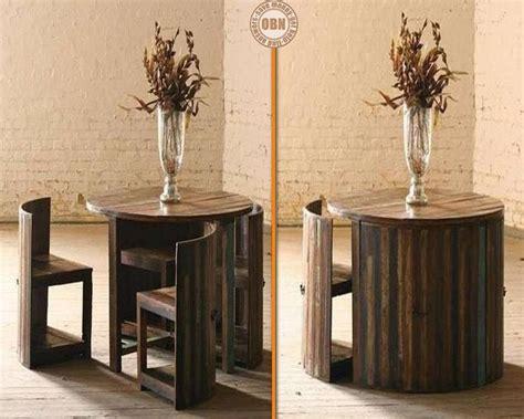 creative unbelievable space saving furniture pieces