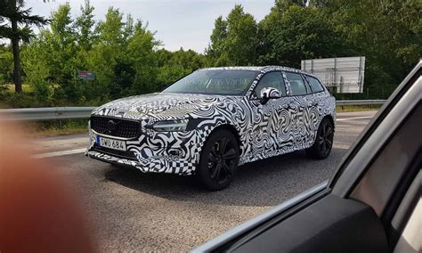 volvo  cross country spied testing  sweden