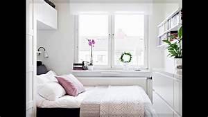 Teenager Zimmer Kleiner Raum : kleine schlafzimmer ideen ikea youtube ~ Markanthonyermac.com Haus und Dekorationen