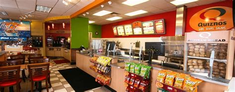 Quiznos to Broaden Convenience-Store Efforts - WSJ