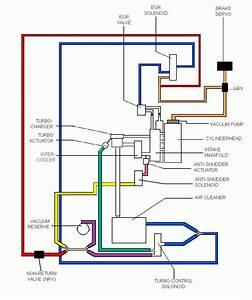 B5 Vacuum Hose Diagram