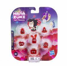 Hanazuki Light Up Plush Hanazuki Surprise Treasures Wind Designs