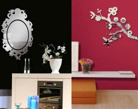 wall mirror stickers  tonka design digsdigs