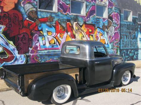 1953 chevy 3100 pickup truck rod rat rod hotrod ratrod 1952 1951 1950 1949