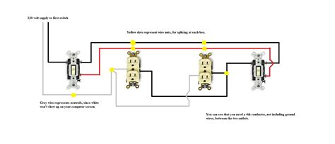 Can Wire Two Three Way Switches Control Duplex