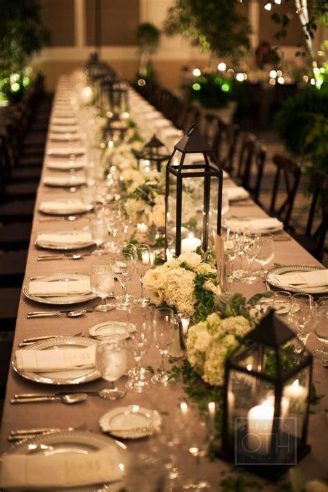 Best 25 Long Table Decorations Ideas On Pinterest Long