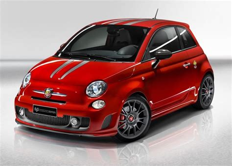 Fiat Subsidiaries by Officially Official Fiat Confirms Abarth 695 Quot Tributo
