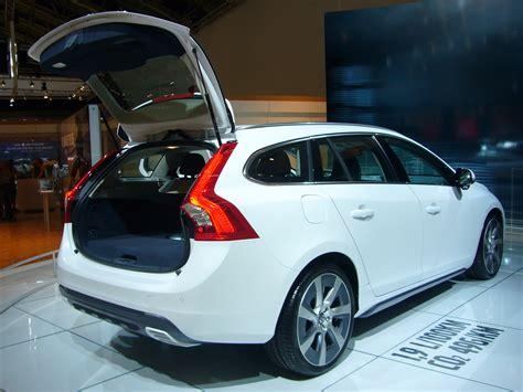 Volvo V60 Plug In Hybrid Technical Details History