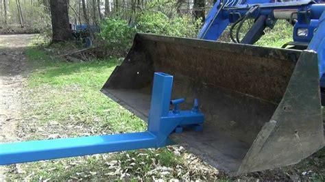 Diy Tractor Bucket Forks