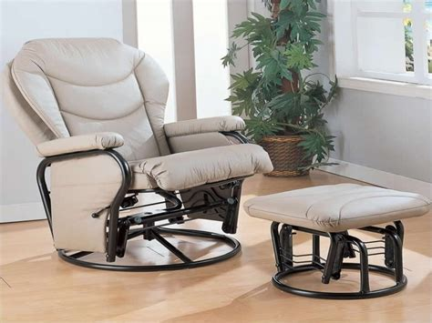 rocker glider recliner with ottoman rocker glider recliner with ottoman glider rocker