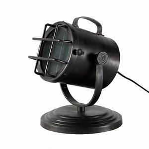 Lampe Cuivre Maison Du Monde : lampe projecteur m tal littoral maisons du monde ~ Teatrodelosmanantiales.com Idées de Décoration